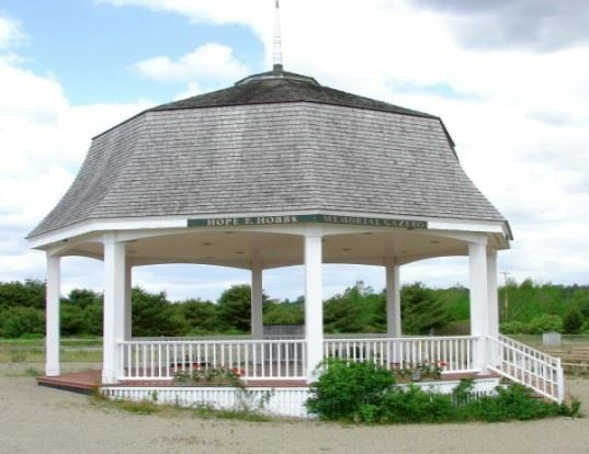Wells Gazebo by Jacques Trempe for news1