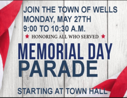 Memorial Day Parade News Image