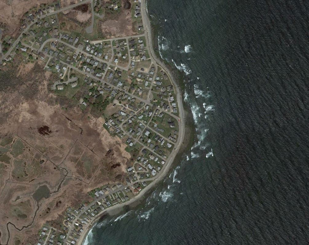 Moody Point Aerial Image 2016