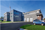 New Fire Station Exterior Image