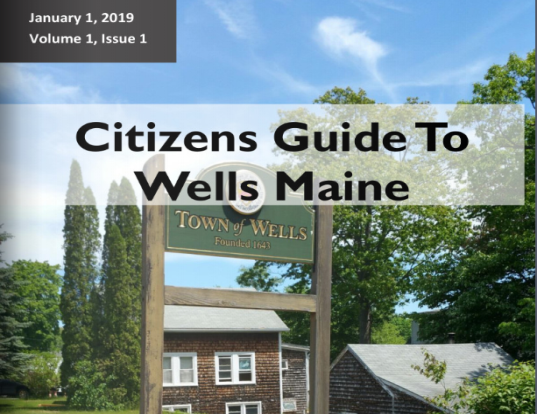 Citizen Guide to Wells Image
