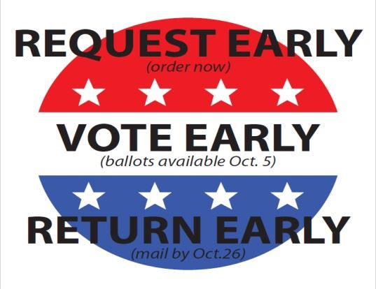 Early Voting 2020 for news