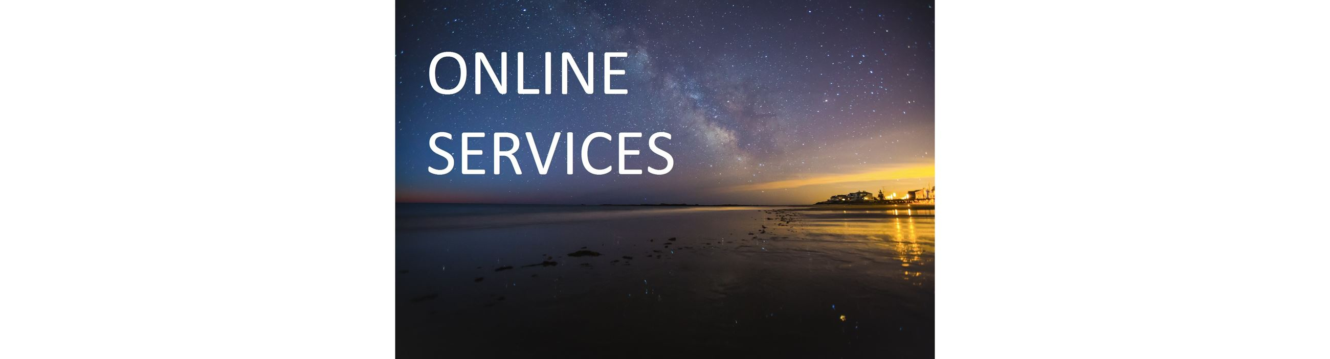 online services widest